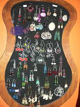 Fülbevalók /Earrings