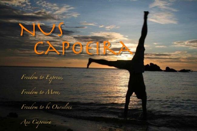 Capoeira NUS