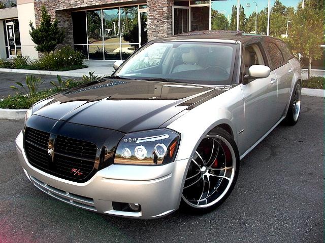 Hot cars: custom black...
