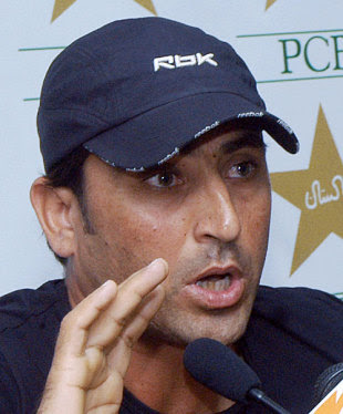 Is it Younis who is running the show?