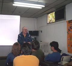 Victor en clase