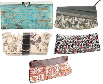 Clutches Bags on Here Are 5 Of My Favorite Printed Clutches