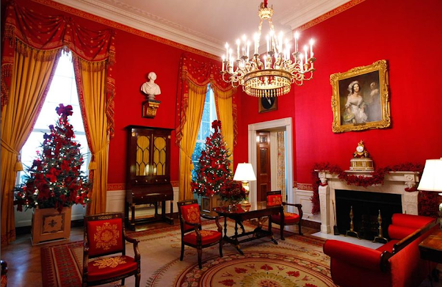... Home Decorating Ideas & Projects: 2009 White House Christmas
