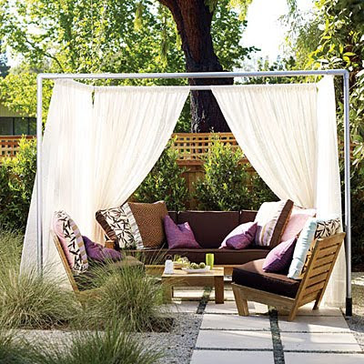 DIY Newlyweds: DIY Home Decorating Ideas & Projects: Outdoor ...