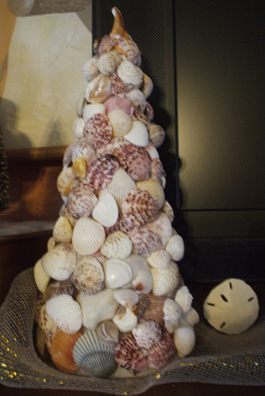 Diy newlyweds diy home decorating ideas projects beach for Shells decorations home