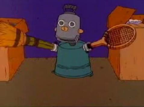 Como Fabricar Un Robot Pequeño
