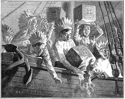 american history essays boston tea party This 828 word essay is about british east india company, governors of massachusetts, boston harbor, boston tea party, tea act, samuel adams read the full essay now.