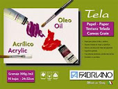Block Fabriano Tela