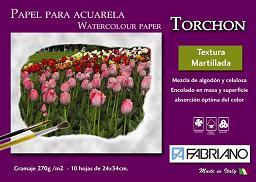Block Fabriano Torchon