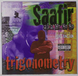 Saafir - No Return (Goin' Crazy)
