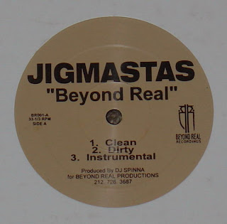 Jigmastas Beyond Real bw Dead Mans Walk