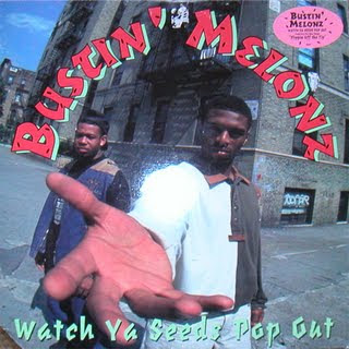Bustin Melonz Watch Ya Seeds Pop Out