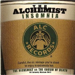 The Alchemist Insomnia 1st Infantry Mixtape Vol 2