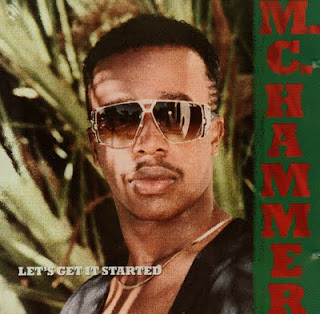 MC Hammer Lets Get It Started
