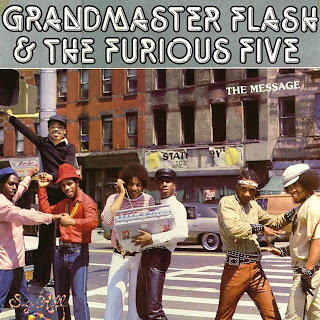 The Furious 5, Grandmaster Flash, Common, Lupe Fiasco and LL Cool J - The Message 2011
