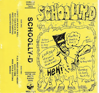 Schoolly D Dedication To All B Boys I Dont Like Rock N Roll