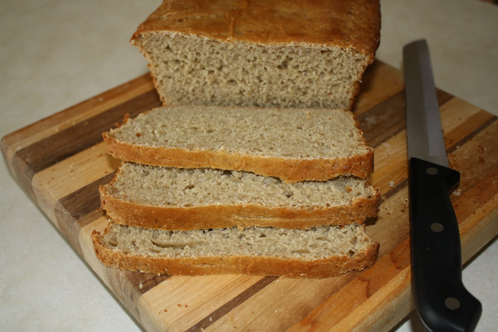 Vollkornbrot (German Whole Grain Seed Bread) - The Daring ...