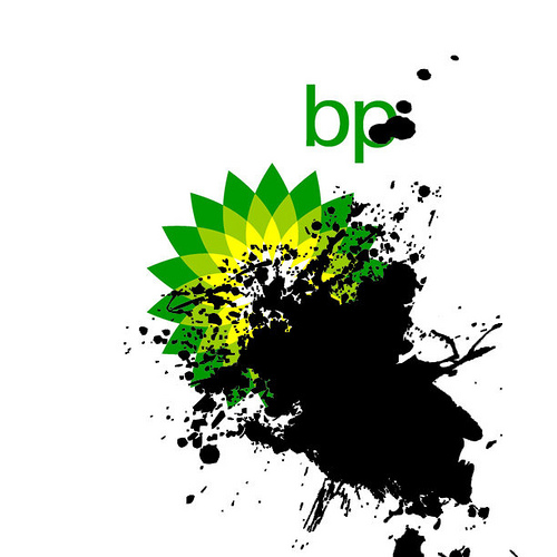 bp behind the logo design fetish