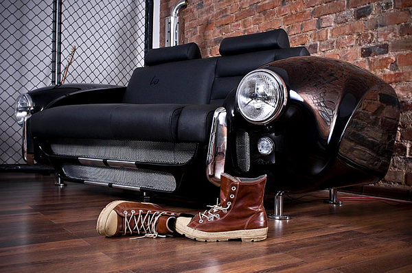 Awesome Retro Furniture By LA Design Studio