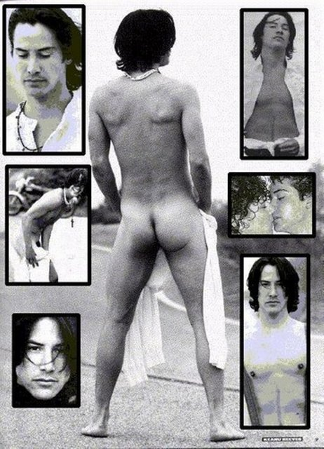 ghana luv handsome nude: Keanu Reeves Film Actor Naked