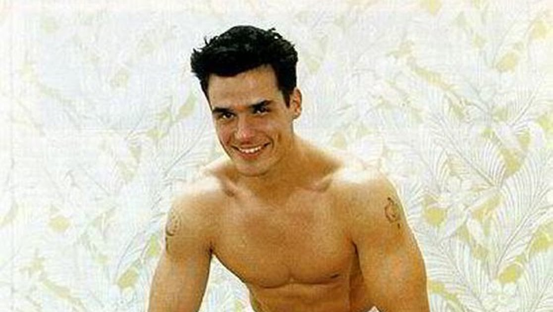 Antonio sabato jr underwear criticism