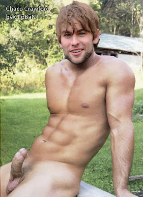 Fakes Best Of The Chace Crawford Actor Solo Nude