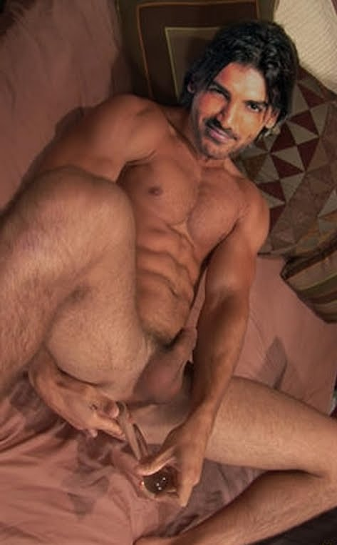 john abraham with nude