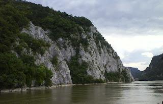Danube River - Great Kazan Gorge/ Cazanele Mari - Clisura Dunarii