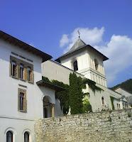 Horezu Monastery, Romania, UNESCO Patrimony since 1993