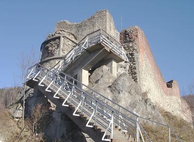 Poenari Citadel / Cetatea Poenari, Romania