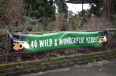 Greater Vancouver Zoo - 40 years
