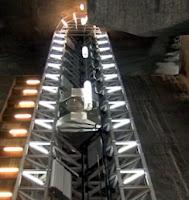 Turda Salt Mine Elevator