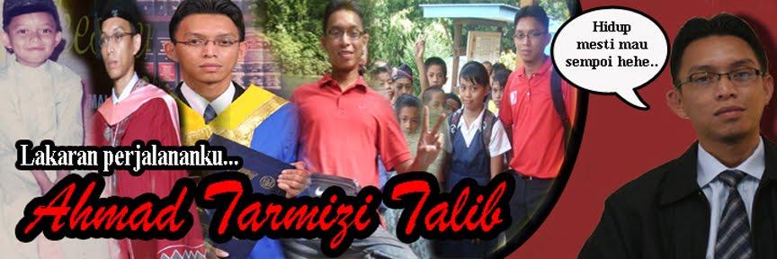 Blog Ahmad Tarmizi Talib