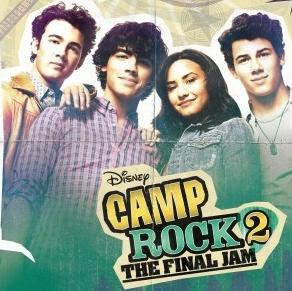 camp rock, camp rock 2, jonas brothers