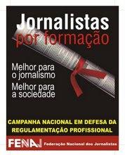 LUTA EM DEFESA DO DIPLOMA DE JORNALISTA