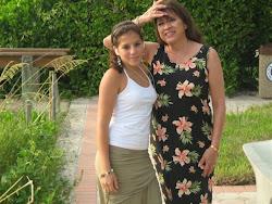 Ivy y yo en Miami
