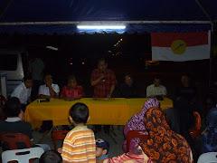 Upacara Perasmian dan Penutup Persidangan UMNO Bandar Puncak Alam oleh YB Dato' Amiruddin Bin Setro