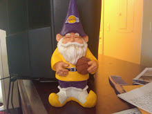 The Laker Gnome