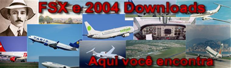 FSX e 2004 Downloads