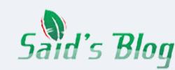 Said's Blog
