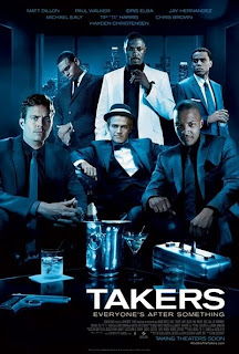 Takers (2010) Subtitulada Online