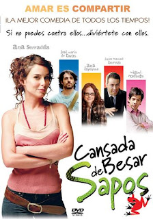 Cansada de besar sapos (2006) online