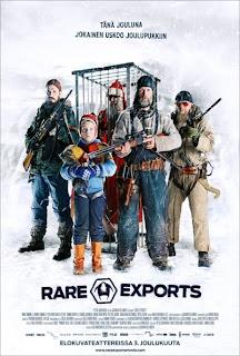 Ver Rare exports: A Christmas Tale (2010) ONLINE SUBTITULADA