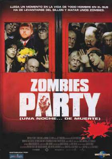 VER Zombies Party (2004) ONLINE SUBTITULADA