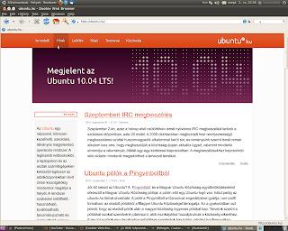Ubuntu Linux Dooblet