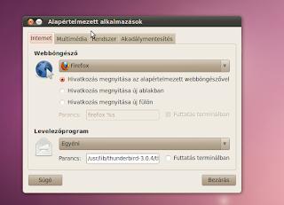 mail és böngésző ubuntu