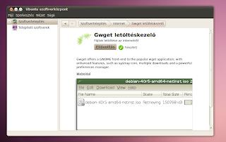 Ubuntu letöltés vezérlő