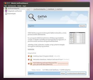 Catfish Ubuntu Linux