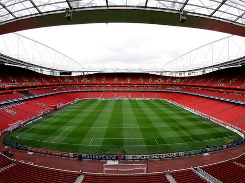 Arsenal Fan Club Blog: STADIUM