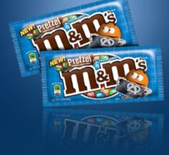 free pretzel m&ms